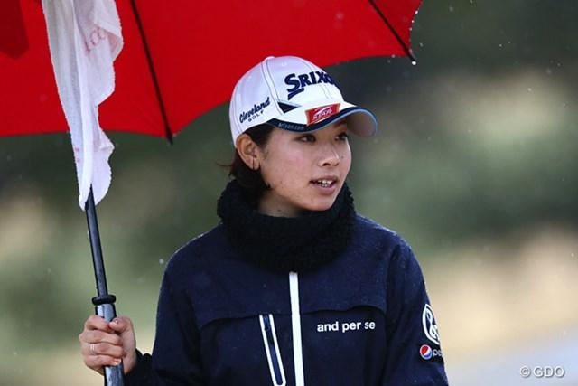 開幕戦を2位で終えた森田理香子。順調なシーズンインに表情は明るい