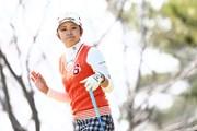 2014年 ヨコハマタイヤPRGRレディスカップ 2日目 斉藤愛璃