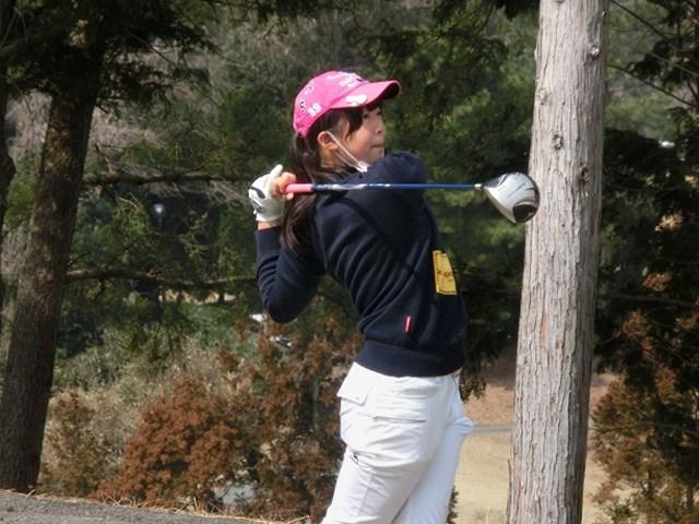 2014年 世界ジュニア日本代表選抜関西・東海予選 山下加衣 15-17歳の部・女子でトップ通過した山下加衣さん