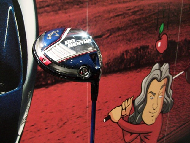 """キャロウェイゴルフの代名詞になっている""""ビッグバーサ""""の次世代版が満を持して登場"""
