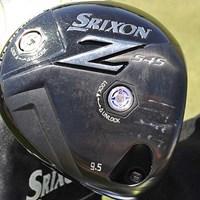 依然、公式発表されていないスリクソンのニューモデルのドライバー(PGATOUR.COM) 2014年 アーノルド・パーマーインビテーショナル 初日 スリクソン Z545 ドライバー