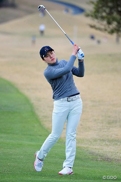 4バーディ、ノーボギーの手堅いゴルフで単独3位。今週もベスト10に既に4人もの韓流&アジアン勢が…
