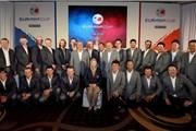 2014年 ユーラシアカップ アジアチーム&欧州チーム