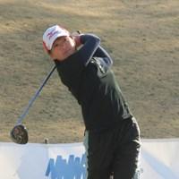 2アンダー「70」をマークし、5打差のトップで予選突破した西郷真央さん(写真提供:IJGA) 2014年 PGM世界ジュニアゴルフ選手権日本代表選抜大会関東予選 西郷真央