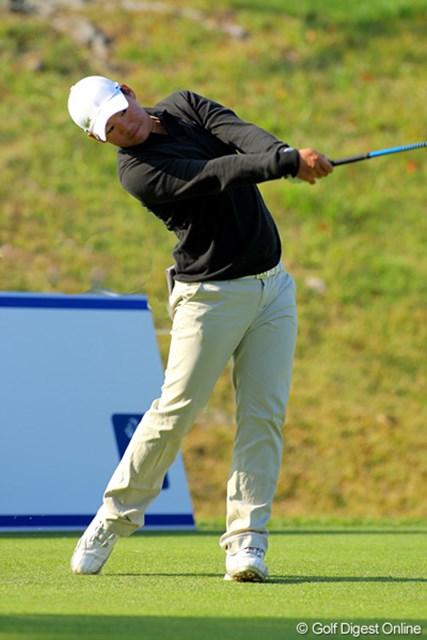 米ツアーで活躍するヤングアジアン代表のヤニ・チェン