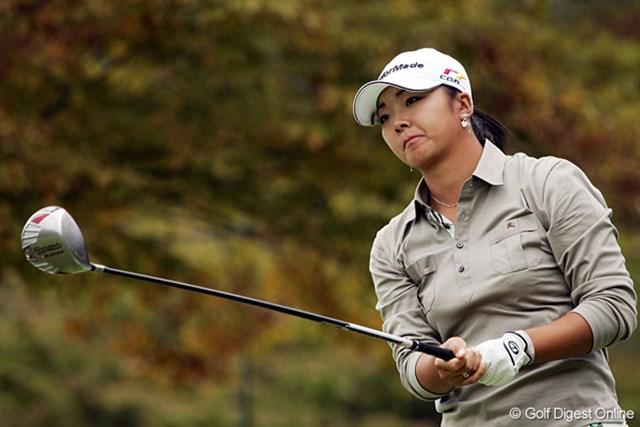 大好きなゴルフへの強い想いが、三塚優子からは強く伝わってくる