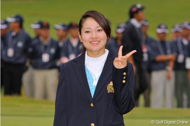 竹村真琴が「日本女子OP」ローアマに。来年出場するプロテストは一次予選が免除される