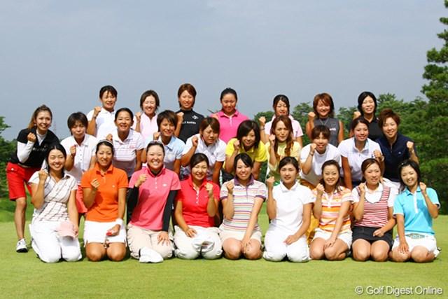 4オーバー19位タイまでの26名がプロゴルファーとして誕生する