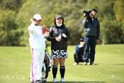 2014年 ヤマハレディースオープン葛城 最終日 吉田弓美子