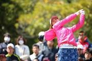 2014年 ヤマハレディースオープン葛城 最終日 藤田光里