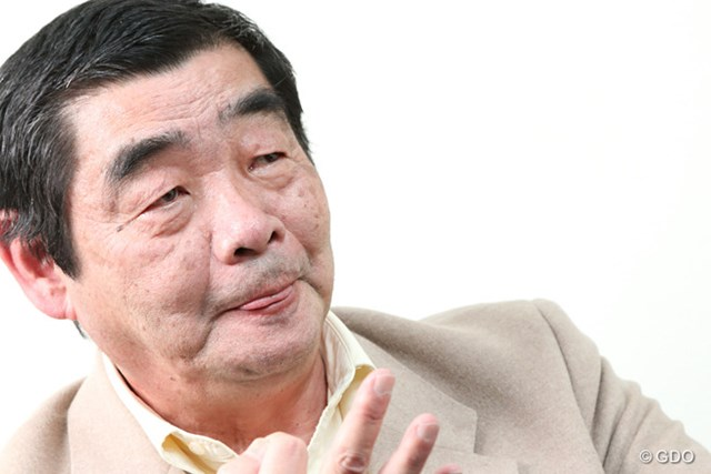 選手のレベル、賞金など段階的なツアー構成が必要と説く三田村昌鳳氏