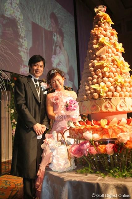 本番さながらの模擬結婚式に、笑顔の横峯さくら。本当の晴れ姿を見せるのはいつ!?