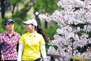 2014年 スタジオアリス女子オープン 2日目 笠りつ子 藤田光里