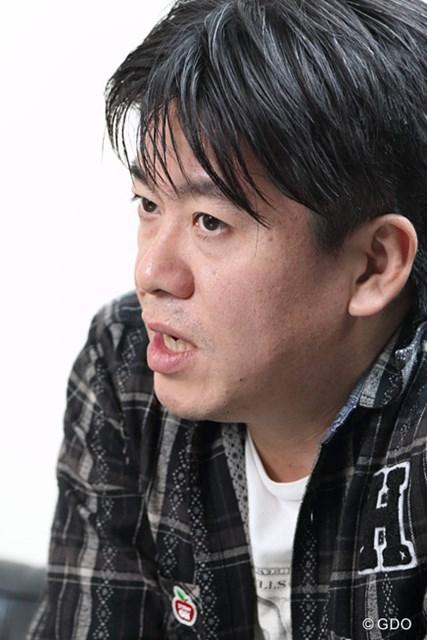 インターネット中継の可能性について語る堀江貴文氏