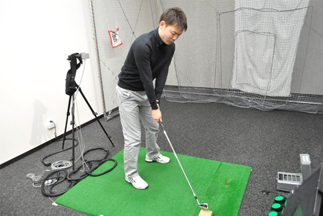golftec 寝ると暴れます! 4-1