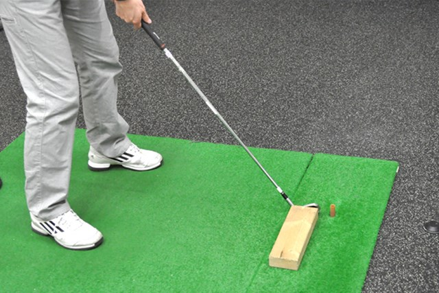 golftec 寝ると暴れます! 4-2