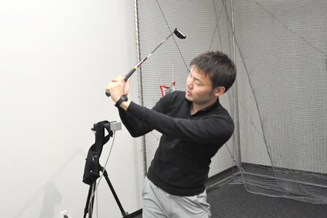 golftec 寝ると暴れます! 5-1