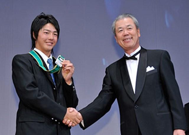 11月3日に死去した故・島田幸作JGTO前会長。今の石川遼の活躍も、島田氏の尽力があってこそだった