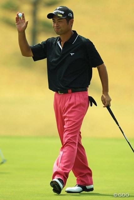 「今年は俺がやる」と言う気合を感じましたね。ノーボギーの安定したゴルフで、4アンダー6位タイの好発進です。