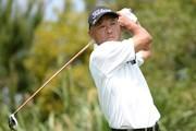 2014年 金秀シニア 沖縄オープンゴルフ トーナメント2014 初日 崎山武志