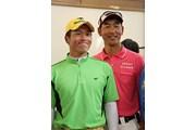 清田太一郎(左)&江連忠