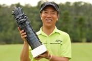 2014年 金秀シニア 沖縄オープンゴルフ トーナメント2014 最終日 中根初男
