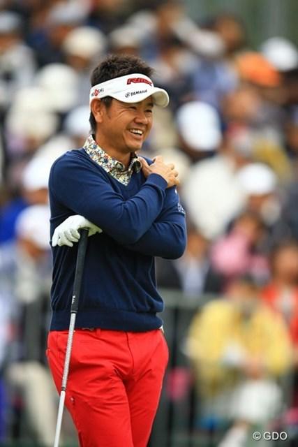 やっぱり藤田さんの笑顔はイイですねぇ。4アンダー19位タイフィニッシュでした。