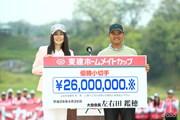 2014年 東建ホームメイトカップ 最終日 宮里優作