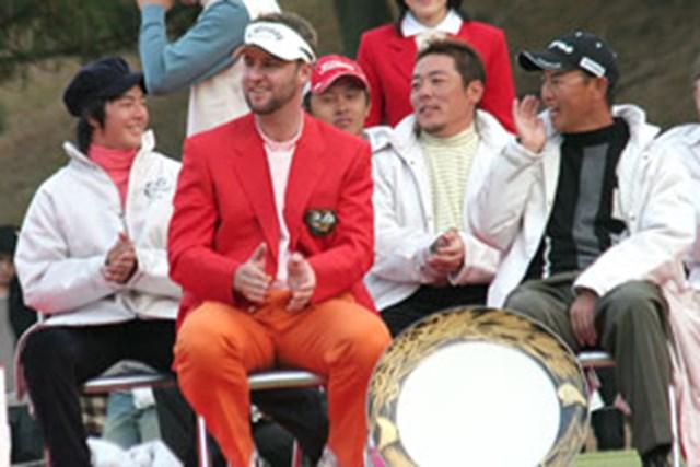 アマチュアとして史上初出場を果たした昨年の最終戦「ゴルフ日本シリーズJTカップ」に、今年はプロとして出るかも…!?