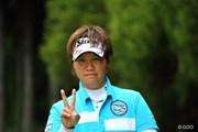 2014年 KKT杯バンテリンレディスオープン 最終日 福田裕子