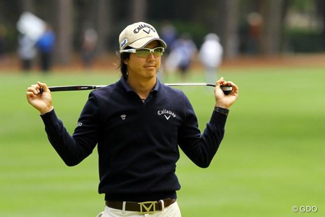 """""""ハニカミ王子""""として注目を集めてから7年。石川遼は米ツアーでさらなる飛躍を目指している"""