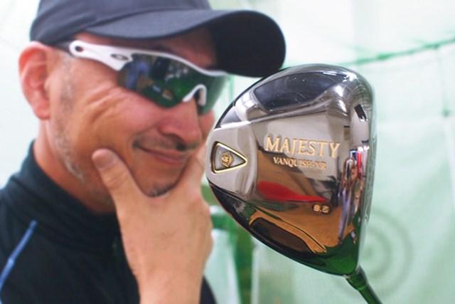 シニア層から圧倒的な人気を誇る「マルマン VANQUISH-XR ドライバー」をマーク金井が試打検証