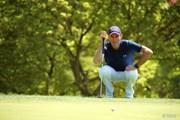 2014年 つるやオープンゴルフトーナメント 初日 デビッド・スメイル