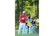 2014年 つるやオープンゴルフトーナメント 初日 増田伸洋