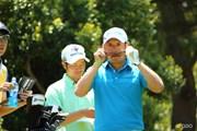2014年 つるやオープンゴルフトーナメント 初日 田島創志