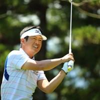 「もぅやだよぉ?、まがらないでよぉ?!」 2014年 つるやオープンゴルフトーナメント 初日 竹本直哉