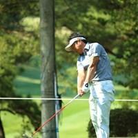 ウッドでも超ダウンブローは健在 2014年 つるやオープンゴルフトーナメント 2日目 竹本直哉