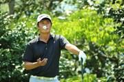 2014年 つるやオープンゴルフトーナメント 3日目 I.J.ジャン