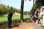 2014年 つるやオープンゴルフトーナメント 3日目 キム・ドフン