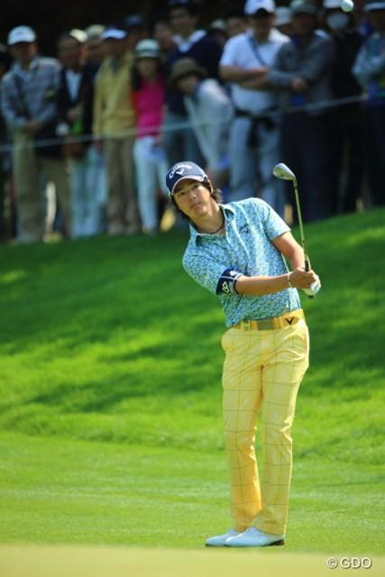 2014年 つるやオープンゴルフトーナメント 3日目 石川遼 じわじわスコアは伸ばしているが、残り1日しかないぞ