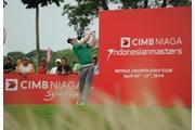 2014年 CIMB ニアガ インドネシアマスターズ 3日目 キャメロン・スミス