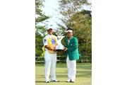 2014年 つるやオープンゴルフトーナメント 最終日 藤田寛之 清水重憲キャディ