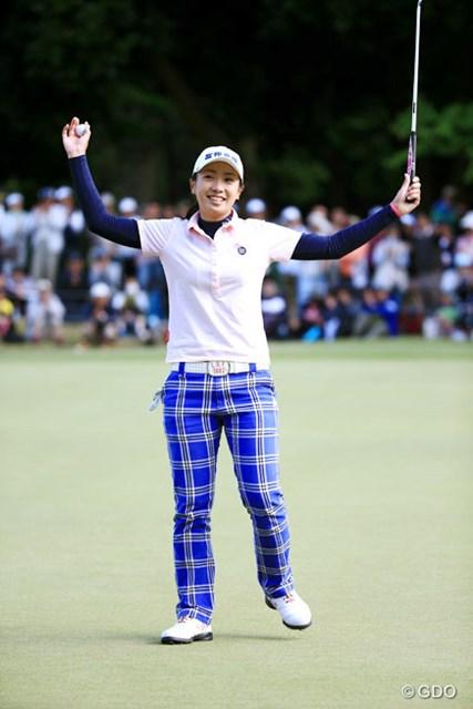 ツアー初優勝を飾った台湾出身のフェービー・ヤオ 女子ゴルフ界に新たなヒロインが誕生した