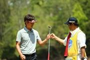 2014年 つるやオープンゴルフトーナメント 最終日 冨山聡