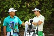 2014年 つるやオープンゴルフトーナメント 最終日 小田孔明 キム・ヒョンソン