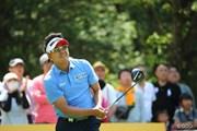 2014年 つるやオープンゴルフトーナメント 最終日 パク・サンヒョン