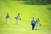 2014年 つるやオープンゴルフトーナメント 最終日 藤田寛之 パク・サンヒョン