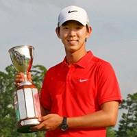 韓国人選手では4人目の米ツアー勝者となったノ・スンヨル 2014年 チューリッヒクラシック 最終日 ノ・スンヨル