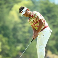 大混戦の最終日も、勝負所のグリーン上で藤田が天を仰ぐことは無かった 2014年 つるやオープンゴルフトーナメント 最終日 藤田寛之
