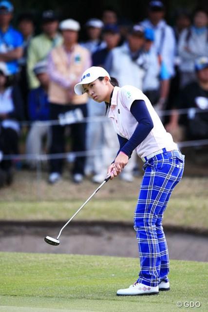 高麗グリーンも難なく攻略、台湾の新星フェービー・ヤオがツアー初勝利を飾った